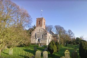 Targeted: St Mary's Lockington Picture: Google Maps