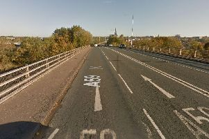 There are reports of a crash on the Penwortham Bypass this morning (October 1)