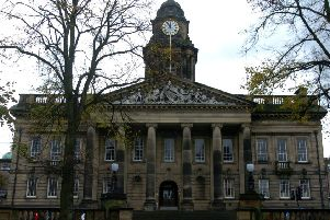 Lancaster Town Hall.