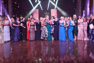 The winners of the 2019 EVAs