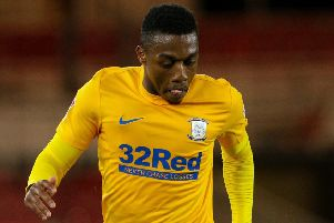 Darnell Fisher is suspended for the Barnsley game