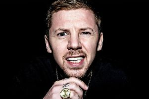 Professor Green to perform at Slimefest