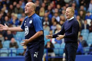 Wigan lost against Sheff Wed at the weekend.