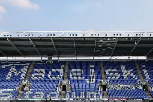 Reading's Madejski Stadium