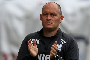 PNE boss Alex Neil