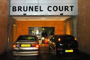 Brunel Court, Preston