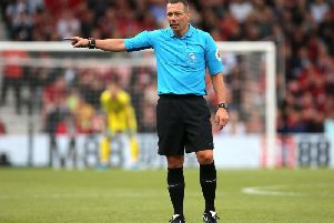 Premier League referee Kevin Friend will take charge of Preston's clash with Leeds at Deepdale