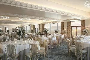 Crow Wood offers couples everything they need to celebrate their wedding day.