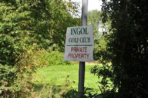 Ingol Golf and Squash Club