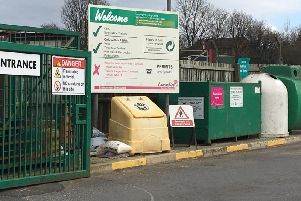 Longridge recycling centre is one of many across the county where the opening hours are to change. Longridge will also be closed for two days during the week.