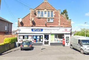 The robbery happened at McColls on Ribbleton Avenue