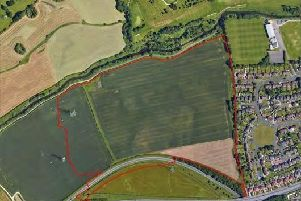 Highways has lodged an objection against plans for homes over safety of the access point
