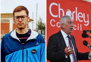 Chorley Lib Dems candidate Paul Valentine, left, will not oppose incumbent MP Lindsay Hoyle after he was elected Speaker of the House of Commons