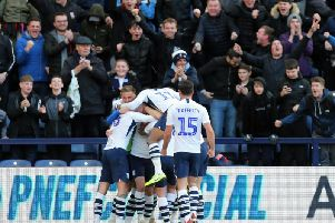Where do the bookmakers think Preston will finish?