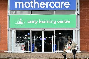 Mothercare (Image: Ben Birchall/PA Wire)