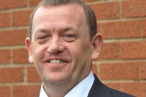 Chamber manager Alan Welsh