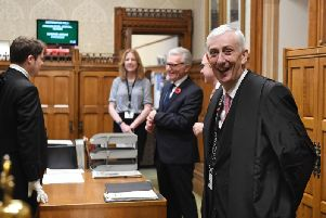 Speaker of the House of Commons, Sir Lindsay Hoyle MP (Image: UK Parliament/Jessica Taylor/PA Wire)