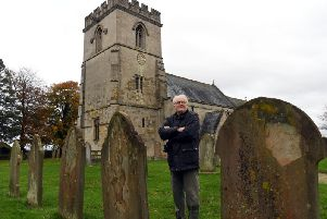 The Church of St Hilda in Sherburn was recently targeted by lead thieves and will cost in the region of 50k to fix.