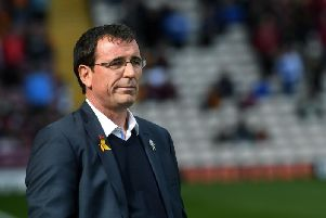 Bradford City manager Gary Bowyer.
