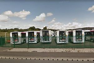 The service is used by elderly residents and those living in isolated areas (image: Google Streetview)