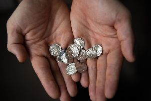 Gold diggers, metal detectorists and mudlarks made five discoveries of hidden treasure in Lancashire last year.