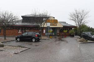 Chiquito, Port Way, Preston