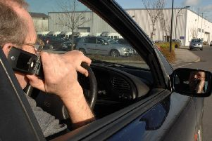 More than 13,000 motorists are convicted over mobile phone offences annually