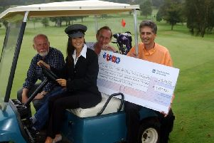 Cabbies Joe Kenyon, Chris Brenneis and Steve Humber, from Chorley, shared 1,859,900 in August 2002