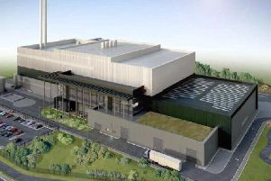 How the proposed plant could look (courtesy of Miller Turner)