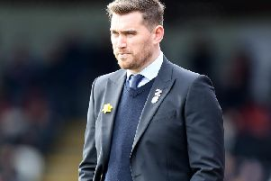 Michael Jolley left his role as Grimsby Town manager on Friday.