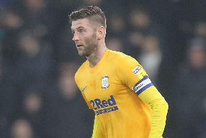 Paul Gallagher made a difference in the second half