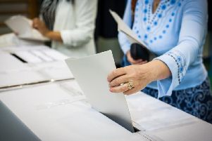 With so much on the line, many people are expected to vote tactically this year. Picture: Shutterstock