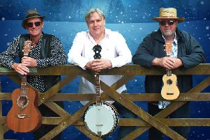 Houghton Weavers are on Christmas tour