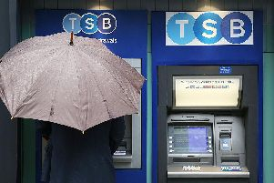 TSB are set to close 82 branches as part of a restructuring plan (Getty Images)
