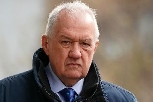 Former Police Chief Superintendent David Duckenfield - Photo by Christopher Furlong/Getty Images