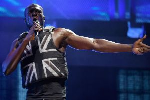 Stormzy will play Liverpool and Manchester in September 2020 (Getty Images)