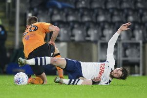 Tom Barkhuizen could have filled in at right-back but Alex Neil wanted his pace in attack at Hull