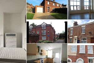 These are the 10 most viewed properties to rent in Preston according to Zoopla