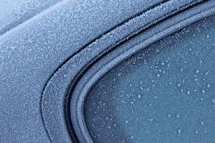 Savvy drivers have been offered tips on how to de-ice their vehicles