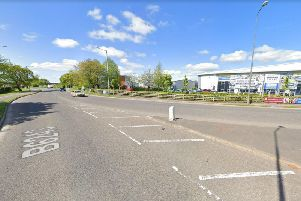 A man in his 30s has been taken to hospital after a crash in Longridge Road, Red Scar this morning (November 29). Pic: Google