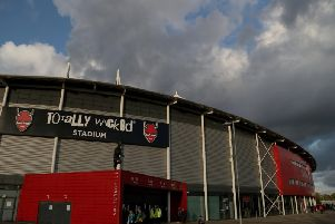 The Totally Wicked stadium
