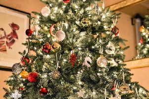 Christmas tree. Photo: Pixabay