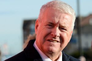 Labour Party Chairman Ian Lavery. Picture by FRANK REID