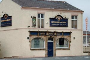 The Moorbrook Inn in recent years