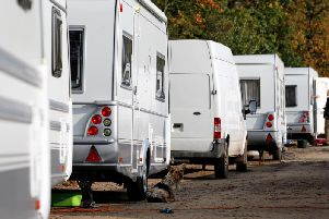 Majority of travellers in Preston are on authorised sites