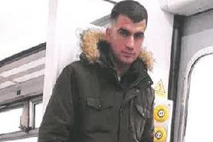 British Transport Police want to speak to this man (Image: BTP)
