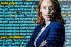 Dr. Hannah Fry's Royal Institution Christmas Lecture will be beamed exclusively to the Science and Industry Museum, Manchester on Tuesday, December 17