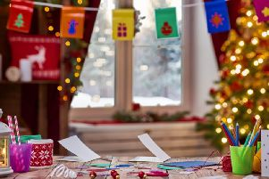 There's still a few school days left to get in some festive activities. Picture: Shutterstock