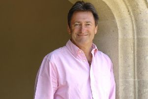 Alan Titchmarsh MBE brings his show Trowel & Error  Tales From My Life On Earth to Lancaster Grand on Tuesday, January 7