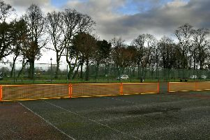 Tennis courts off Moor Park in Preston 'may turn into houses'